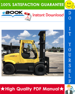 Hyster H135FT, H155FT (K006) Pneumatic Tire Forklift Trucks Parts Manual | eBooks | Technical