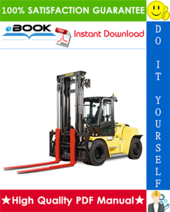 Hyster H300HD2, H330HD2, H360HD2, H360HD2-EC, H210-48HD2, H230-48HD2, H250-48HD2 (K019) Heavy-Duty Forklift Trucks Parts Manual | eBooks | Technical