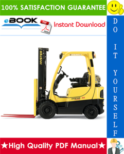 Hyster Fortis H40FT, H50FT, H60FT, H70FT (L177) 4-Wheel Pneumatic Tire Lift Trucks Parts Manual | eBooks | Technical