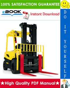 Hyster J80XN, J90XN, J100XN, J100XLN, J110XN, J120XN (A970) 4-Wheel Electric Lift Trucks Service Repair Manual | eBooks | Technical