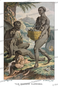 Natives from Van Diemen's Land (Tasmania), Jacques Kuyper, 1802 | Photos and Images | Travel