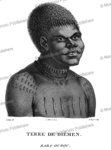 bara-ourou, a young native of van diemen's land (tasmania), nicolas-martin petit, 1803