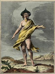 a woman from easter island (or davis land), theodorum viero venetus, 1777