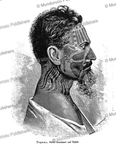 tepano, a man of easter island, hjalmar stolpe, 1899