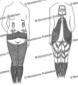 Tattoo design for women, Easter Island, Thomson, 1889 | Photos and Images | Travel