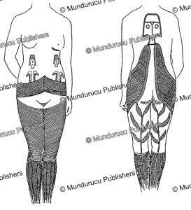 tattoo design for women, easter island, thomson, 1889