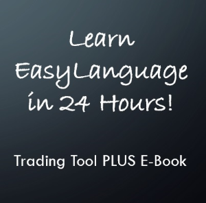 learn easylanguage in 24 hours plus monte carlo and start trade drawdown analysis vba excel combo