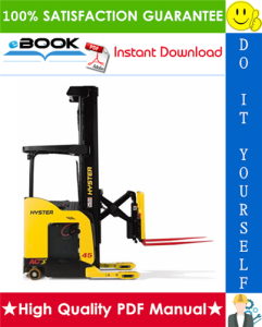 Hyster N30XMXDR, N45XMXR (A264) Electric Lift Trucks Service Repair Manual | eBooks | Technical