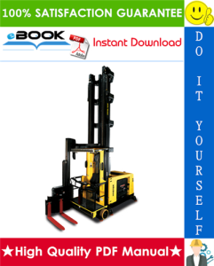 Hyster C1.0, C1.3, V30XMU (A463) Man-Up Turret Trucks Service Repair Manual | eBooks | Technical