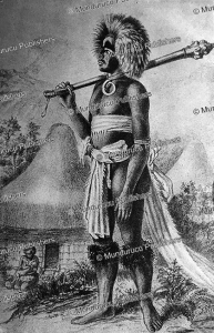 Fijian warrior, Paul Hambruch, 1916 | Photos and Images | Travel