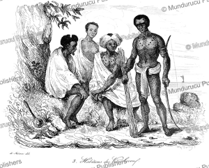 Natives of Viti Levu, Louis Auguste de Sainson, 1834 | Photos and Images | Travel