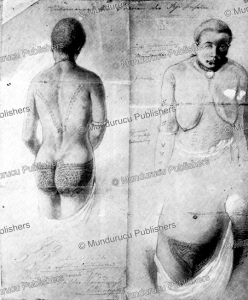 Tattoo patterns for women, Fiji, Theodoor Kleinschmidt, 1875 | Photos and Images | Travel