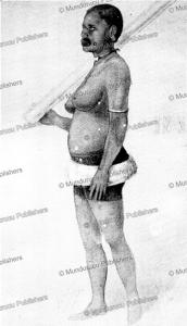 Tattooed woman of Fiji, Theodoor Kleinschmidt, 1877 | Photos and Images | Travel