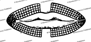 Fiji mouth tattoo pattern for women | Photos and Images | Travel