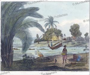 radack island, ludwig choris, 1827