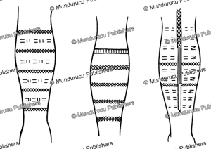 leg tattoo patterns for men, gilbert islands, augustin kra¨mer, 1906
