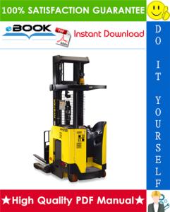 Hyster N35ZRS2, N40ZRS2, N30ZDRS2 (B265) Reach Truck Forklifts Service Repair Manual | eBooks | Technical