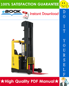 Hyster R1.4, R1.6, R1.8, R2.0 (B435) Reach Trucks Service Repair Manual | eBooks | Technical