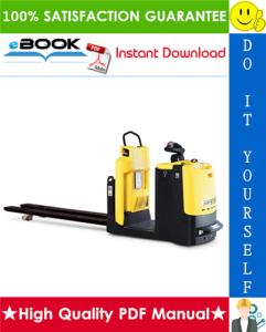 Hyster LO1.0F, LO2.0, LO2.0L, LO2.5, LO5.0T (E444) Low Level Order Pickers Service Repair Manual | eBooks | Technical