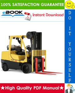 Hyster S80FT, S80FT-BCS, S100FT, S100FT-BCS, S120FT, S120FTS, S120FT-PRS (J004) Forklift Trucks Service Repair Manual | eBooks | Technical