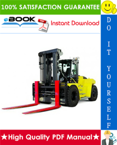 Hyster H400HD, H400HDS, H450HD, H450HDS (A236) Forklift Trucks Service Repair Manual | eBooks | Technical