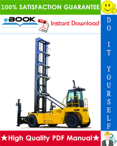 Hyster H400HD-EC, H440HDS-EC, H450HD-EC, H450HDS-EC, H500HD-EC (B214) High-Capacity Forklift Trucks Service Repair Manual | eBooks | Technical