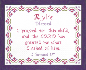 name blessings - rylie 2