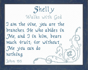 name blessings - shelly
