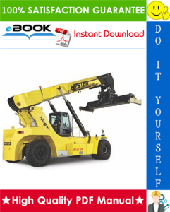 Hyster HR45-25, HR45-27, HR45-31, HR45-36L, HR45-40LS, HR45-40S, HR45-45LSX, HR45H (B227) Reachstacker Container Handlers Service Repair Manual | eBooks | Technical