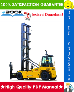 Hyster H400HD-EC, H450HD-EC, H450HDS-EC, H500HD-EC (C214) High-Capacity Forklift Trucks Service Repair Manual | eBooks | Technical