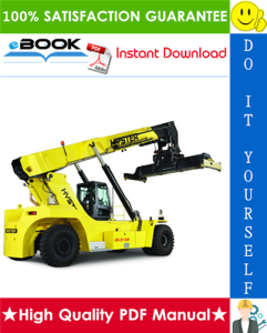 hyster reachstacker rs45-27, rs45-31, rs46-36, rs45-27ch, rs45-31ch, rs46-36ch, rs46-41l, rs46-41s, rs46-41ls (c222) container handlers service repair manual