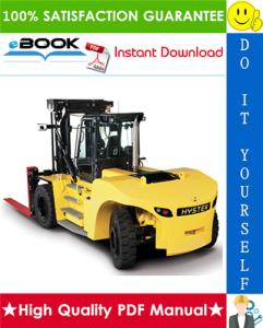 hyster h25xm, h30xm, h35xm, h40xm, h40xms (d001) heavy duty forklift truck service repair manual