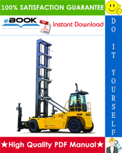 hyster h450hd-ec, h500hd-ec (d214) high-capacity forklift trucks service repair manual