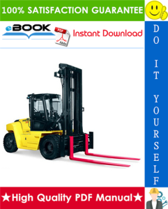 Hyster H300HD2, H330HD2, H360HD2, H360HD2-EC (H019) Forklift Trucks Service Repair Manual | eBooks | Technical