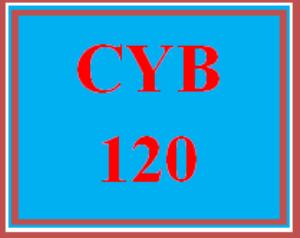 CYB 120 Week 2 Individual: Network Vulnerabilities | eBooks | Education