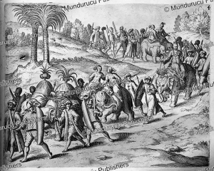 Procession of the Queen of Patani in Thailand, Theodor de Bry, 1619 | Photos and Images | Travel
