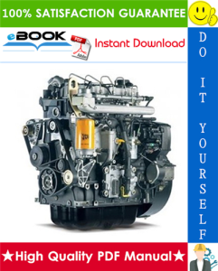 JCB Diesel 100 Series Engine Service Repair Manual | eBooks | Technical