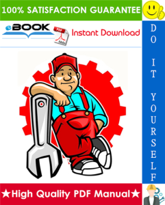 JCB LPG 3.0 Industrial Engine Systems Service Repair Manual | eBooks | Technical