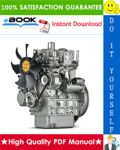 JCB Diesel 400 Series Engine Service Repair Manual | eBooks | Technical