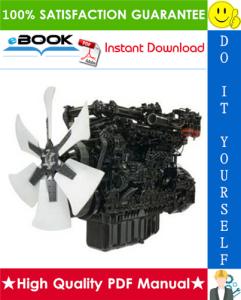 Isuzu Industrial Diesel Engine AA-6SD1T Model Service Repair Manual | eBooks | Technical