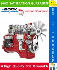 Deutz D2008/2009 Engine Service Repair Manual | eBooks | Technical