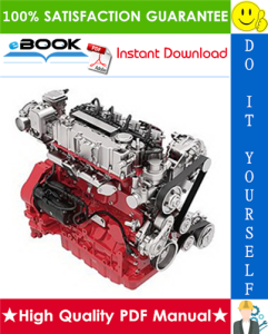 Deutz D2009, TD2009 Engine Service Repair Manual | eBooks | Technical
