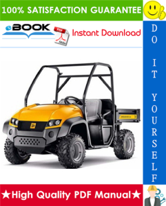 JCB Groundhog 4x4 Utility Vehicle Service Repair Manual | eBooks | Technical