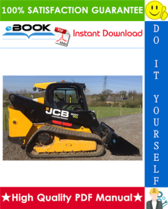 JCB Robot 260W, 280W, 300W, 330W, 260T, 300T, 320T Skid Steer Large Platform Service Repair Manual | eBooks | Technical