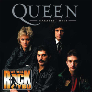 queen greatest hits: we will rock you (2004) (rmst) (hollywood records) (20 tracks) 320 kbps mp3 album