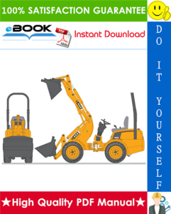 JCB 403 Wheel Loading Shovel Service Repair Manual | eBooks | Technical