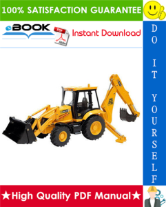 JCB 3CX, 4CX, 214e, 214, 215, 217 & VARIANTS Backhoe Loader Service Repair Manual (S/N: 3CX 4CX - 930001 to 960000, 214e 214 215 217 - 903000 Onwards) | eBooks | Technical
