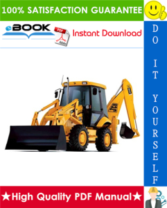 JCB 2CX, 2DX, 210, 212 & VARIANTS Backhoe Loader Service Repair Manual | eBooks | Technical