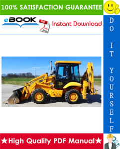 JCB 2CX, 210, 212 Backhoe Loader Service Repair Manual | eBooks | Technical