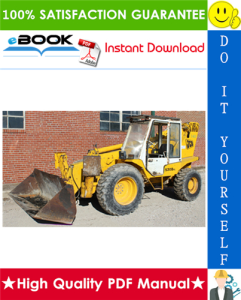 JCB 525B-HL, 530B-HL Servo Hydraulics Service Manual Supplement | eBooks | Technical